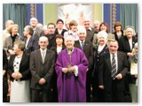 09 Bishop Colm and some of the Jubilarians