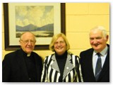 21 Ursula and Eamon Burke with Bishop Colm