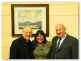 22 Carmel and Billy O'Shea with Bishop Colm