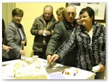 31 Mass for Wedding Jubilarians 2013 celebrating 25, 40 and 50 years of marriage - 9 March