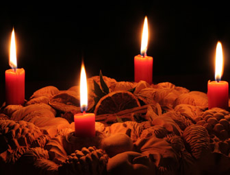 Advent candles meaning